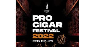 Procigar Festival 2022   Feb. 22-25, 2022