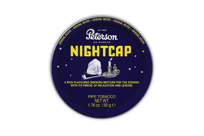 Pipe Tobacco Blend of the Year: Peterson Nightcap