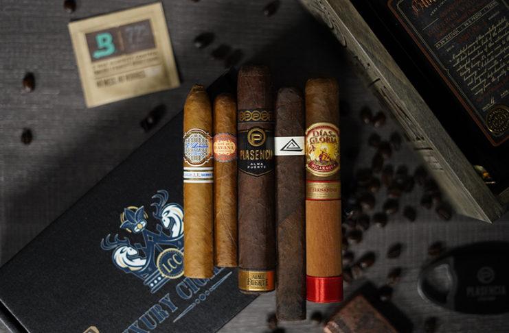 Luxury Cigar Club   Cigar Subscription Boxes