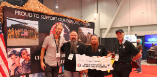 Cigars for Warriors, Caldwell Cigars Collaboration | Mad Mofo