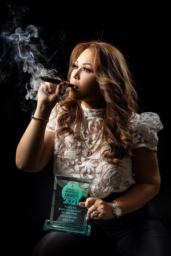Karen Berger | Tobacco Businesswoman of the Year 2021