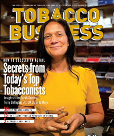 Tobacco Business September/October 2021 | Sarah Sanots - Cigars International