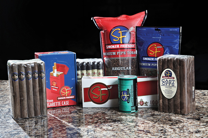 Smoker Friendly Products