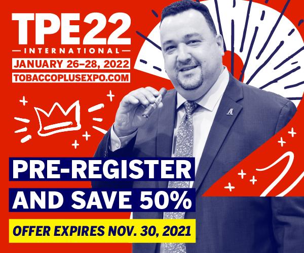 TPE22 | Tobacco Plus Expo