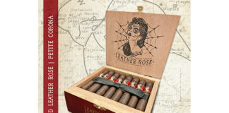 Drew Estate | Deadwood Leather Rose Petite Corona