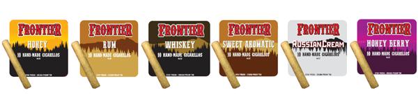 Frontier Cigars | Cigarillos