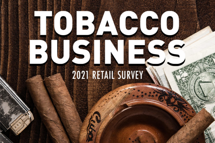 Tobacco Business Retail Survey 2021