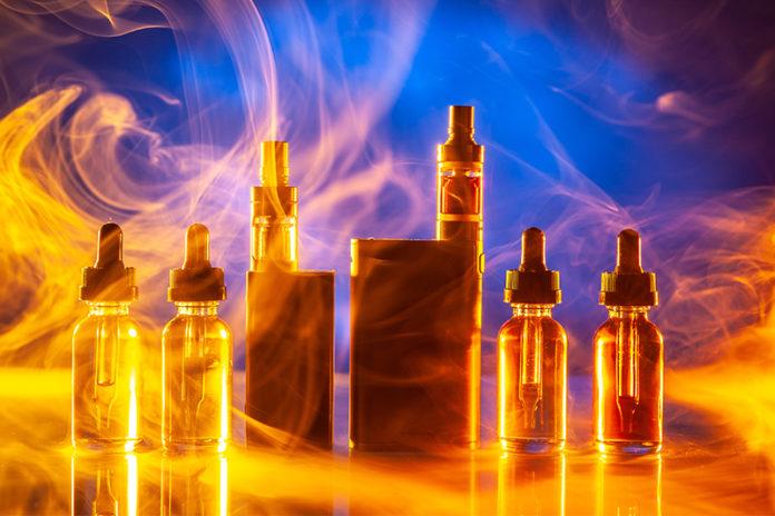 Vapor   FDA Marketing Denial Orders Flavored ENDS